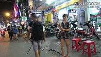 North Korean Defector Picking Up Thai Girls! [H...