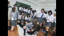 japanese schoolgirls groupsex 1