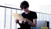 Horny hung twink Dakota White is back for more ... Thumbnail