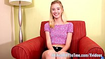 Download video bokep Hot Tall Teen Haley Reed Gets Fucked in Ass for... 3gp terbaru
