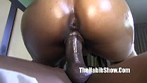 phat booty thick sexy lusty red banged by bbc k...