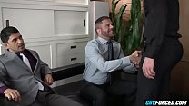 Bareback in Office is Good For Business - GayFo... Thumbnail