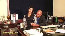 Rituparna fucked by her boss