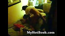 Teen couple banging recorded by hidden camera thumb
