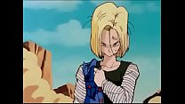 Dragon Ball Z - Vegeta comendo a Android 18/ Vegeta fucking with Android 18 Thumbnail