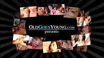 Old Goes Young - Amy gives herself to this old guy