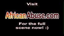 Beautiful African chick giving an incredible blowjob on-gefick-vol1-2-edit-ass-3