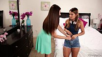 min... - girl! young a of panties the sniffing Mom
