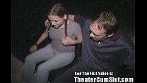 18yo hard knox ho fucked in xxx theater