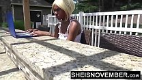 Hardcore Amateur Ebony Babe Step Daughter Msnovember Fucking Step Dad Rough Sex