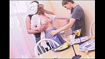 Download video bokep Fantasy - forced sex in the kitchen 3gp terbaru