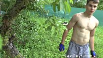 Muscle Boy - Outdoor Workout and Shower Thumbnail