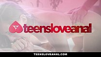 TeensLoveAnal - Blonde Teen Fucked In Ass By Plumber