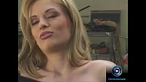 Sweet sexy Sylvie Taylor goes wild at threesome sex