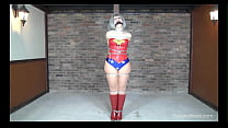 Wonder Woman Chained