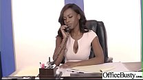 Hard Sex Tape In Office With Big Round Tits Sexy Girl (Jezabel Vessir) video-13