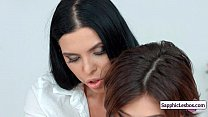 Sapphic Erotica Lesbians Free movie from SapphicLesbos.com 26
