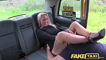 Fake Taxi Busty sexy blondes tight holes stretc...
