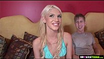 BrokenTeens - Christine Alexis Surprised by a B...