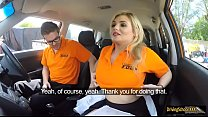 Driving student pounded by instructor Thumbnail