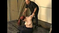 Amateur Breast Whipping