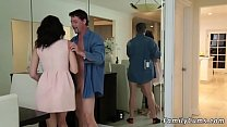 Mother companion's daughter exchange club Risky... Thumbnail
