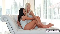 Sapphic Erotica Lesbos Free xxx video from SapphicLesbos.com 12