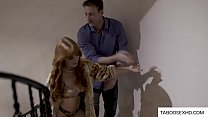 Wife cheating while husband in the house