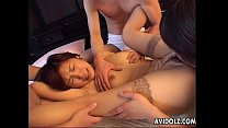 Mature brunette moaner gets her cunt toy handled