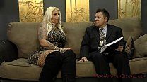 Lucky Turns Her Husband Into Her Cripple-Slave - Lucky B
