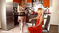 Kitchen Coupling - by Sapphic Erotica lesbian s...