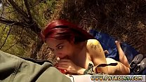 rprise blowjob redhaired peacherino can do everything to smuggle