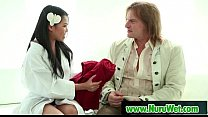 Japanse Nuru Massage And Hardcore Sex With Busty Masseuse 07