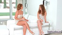 Sapphic Erotica Lesbos Free xxx video from SapphicLesbos.com 18 Thumbnail
