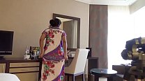 indian wife kajol in hotel full nude show for ... Thumbnail