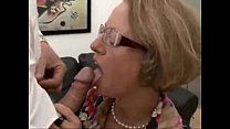 secretary mature German