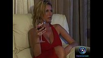 Glamorous milfs is super horny and plays with t...