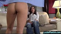 Hot Lesbo Girl Get A Hard Punishment From Mean ...
