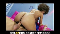 Sexy Ebony babe Misty Stone loves to deepthroat hard cock - download porn videos
