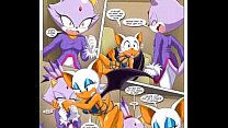 [Palcomix (bbmbbf)] The Heat of Passion (Sonic ...