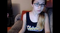 cute alexxxcoal squirting on live webcam - fin... Thumbnail