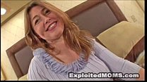 Sexy Milf fucks on Big Black Cock in Mature Int...