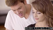 Romantic sex for Kimmy Granger ends with facial thumb