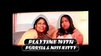 Playtime with Purrsia and Miss Kitty Teaser