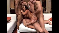 romain sandra with Gangbang