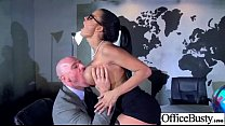 Hard Sex Action In Office With Big Round Tits Hot Girl (peta jensen) vid-22