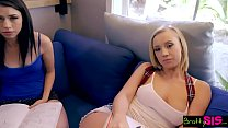 Bratty Sis - Sister And BFF Fall For Brothers S... Thumbnail