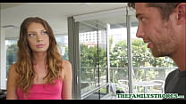 Very Hot Teen Step Sister Elena Koshka And Step Brother Dylan Snow Fuck While Dad Is Trying To Find Them Thumbnail