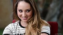 Remy LaCroix fantasizes about her BFF's anal adventure