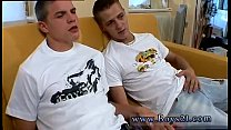 Twink male physical videos and young school gay...